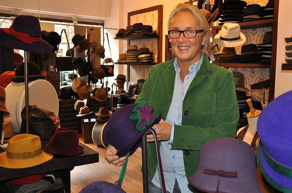 Hannover zeichnet Unternehmerin Ries aus