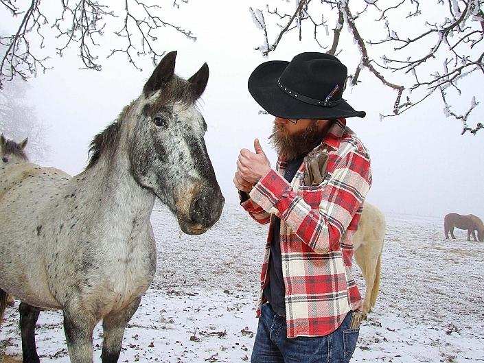 HutUp Cowboyhut