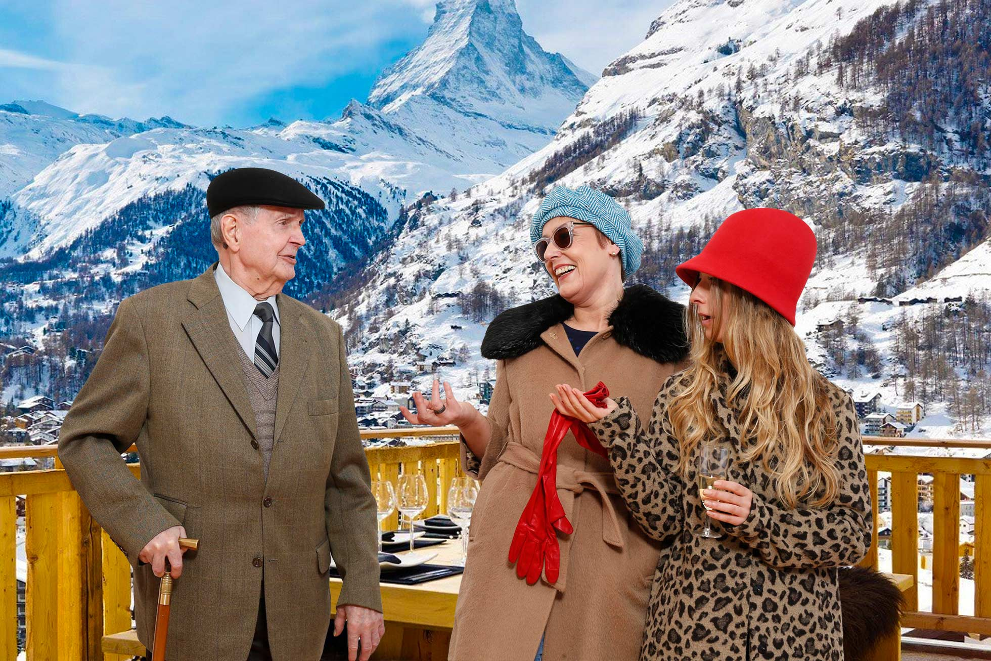 HutUp trendige Winterkappen-und-Hüte
