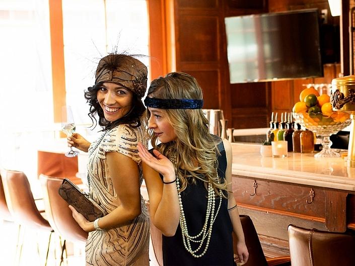HutUp Kopfbedeckungen 20iger 30iger