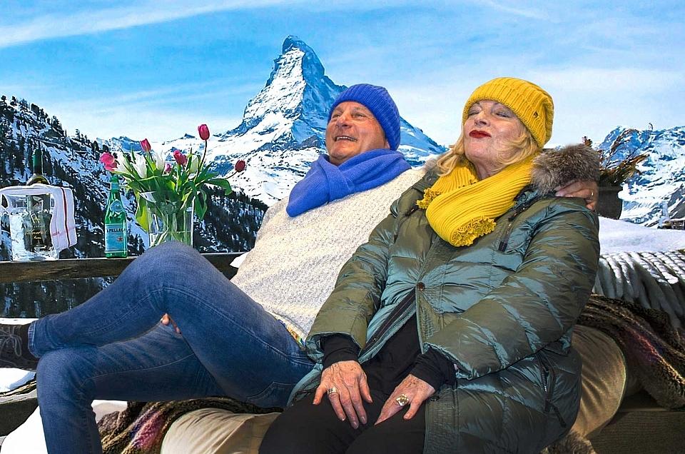 Skiurlaub in Corona...