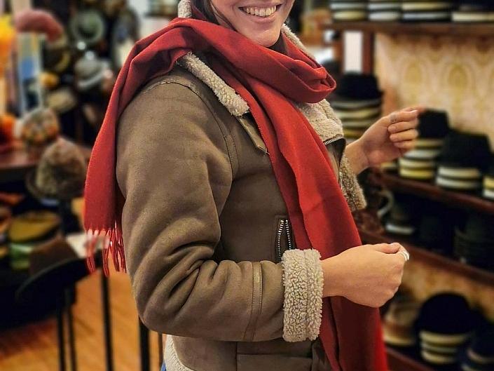 HutUp Parisian Baskenmütze Damenmütze