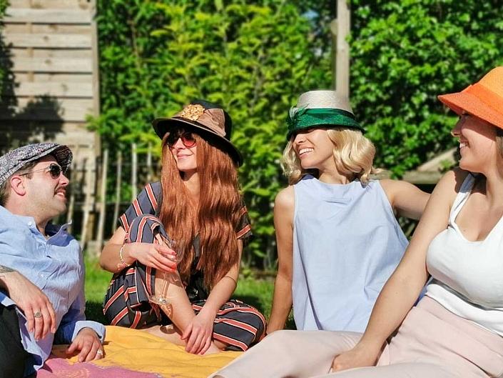 HutUp Sommerhüte Sonnenschutz