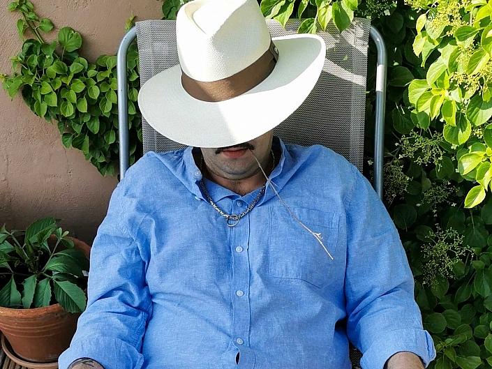 HutUp Stetson Panamahut Herren